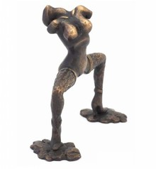 "Skulptur ""Moulin Rouge"""