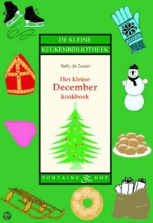 Het kleine DECEMBER kookboek van dit jaar