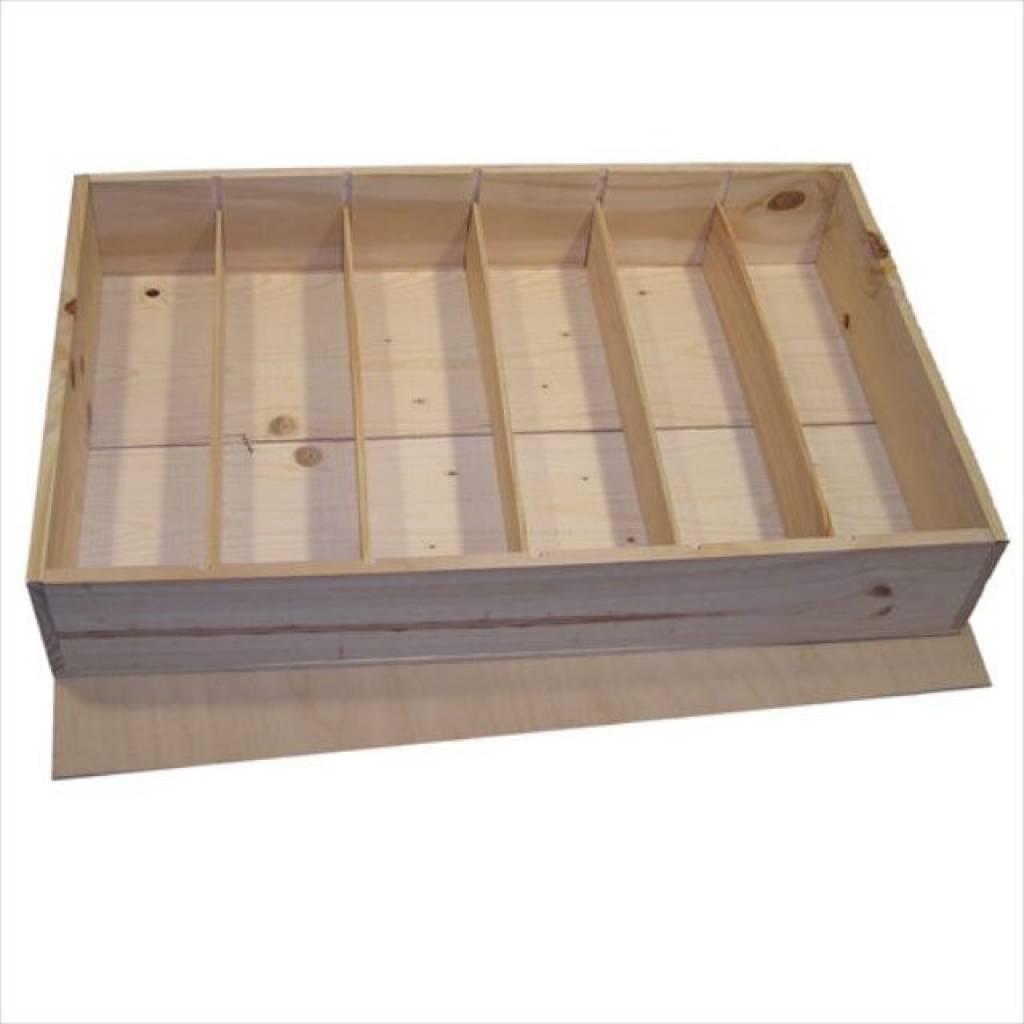 Chers caisses de vin en bois de six compartiments avec couvercle séparé acheter? Goods and  # Acheter Des Caisses En Bois
