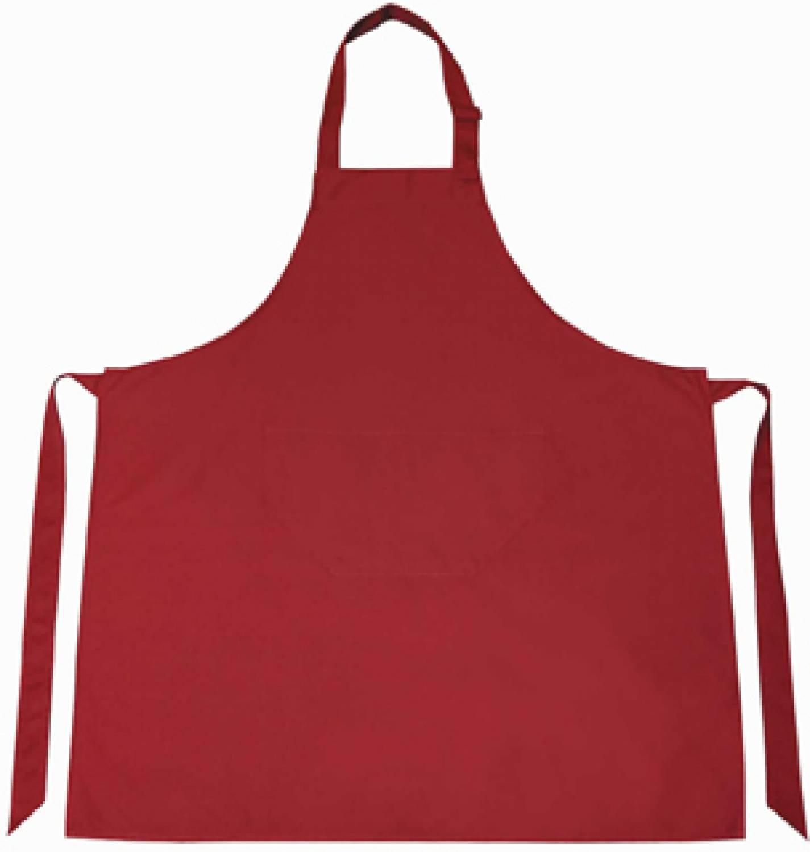 Con noi si pu acquistare a buon mercato rosso grembiuli - Grembiuli da cucina ...