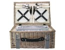 """Lifestyle collectie │ Picnic Baskets """"Summer"""" (incl. Content for four people)"""