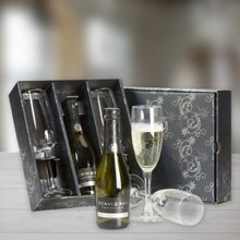 "Exclusieve Champagnepakketten ""Scavi & Ray"" in giftbox"