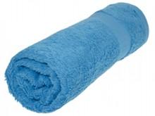 Goedkope handdoeken kopen in de kleur lichtblauw?
