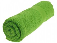Billige købe håndklæder i lys grøn farve?