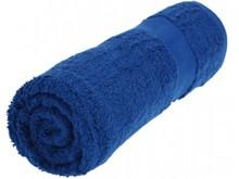 Goedkope handdoeken kopen in de kleur blauw?
