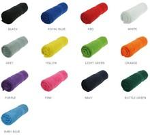 Красиви памучни хавлиени кърпи (размер 50 х 100 см)