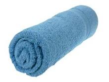 Billige store lyseblå badehåndklæder (70 x 140 cm) købe?
