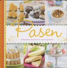 """Goedkope Paasboeken """"Pasen kokkerellen, decoreren en samen genieten"""""""