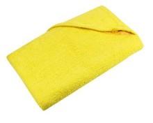 Billige gule badehåndklæder (str. 100 x 180 cm)