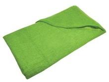 Badehåndklæder i farven lysegrøn (citron) str. 100 x 180 cm