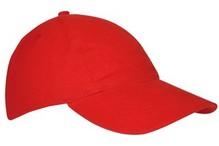Cotton купуват евтини червени Бейзбол детски Caps?