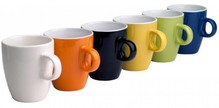 Senseo coffee mugs (especially for the coffee pod machine)