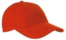 Cheap orange baseball caps for adults?