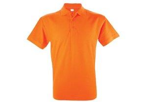 Here you can buy cheap orange men Polo!