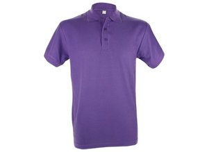 Here you can buy cheap purple men's Polo!