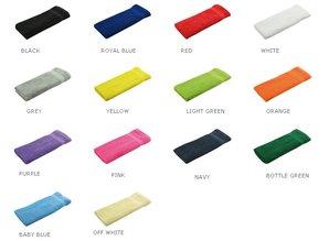 Køb billige røde frotté gæst håndklæder (størrelse 30 x 50 cm)?