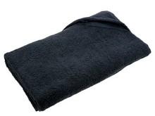 Billige mørkeblå badehåndklæder (størrelse 100 x 180 cm) købe?