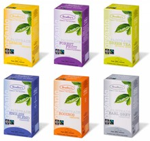 Buy Bradley's Fair Trade & Organic tea?