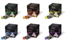 Pyramid Leaf чай Брадли (опаковани по 15 парчета от един аромат в една опаковка)