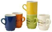 Porcelæn Senseo kaffekrus (især for kaffepuden maskine)