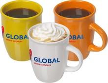 Порцеланови чаши за кафе Senseo (особено за кафе Pod машина)