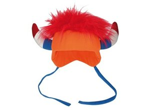 With us you can buy cheap orange Holland Viking hats!