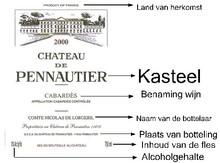 Етикети за вино със собствен дизайн и избрания размер