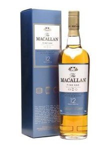 Whisky Macallan 12 jaar Fine Oak, 0,7L, 40%