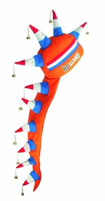 Orange Holland Drake Kelly (adult size, so stretchable fits all!)