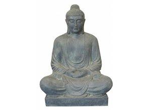 Bij ons kunt u dit grote Boeddhabeeld (zittend) bestellen!