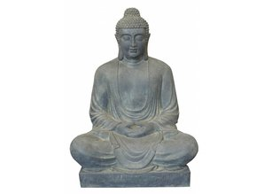 With us you can order this great Buddha statue (sitting)!