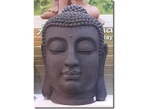 With us you can buy this beautiful Buddha statue head!