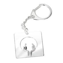 "Key ""A Good Feeling"" (packaged in a velvet pouch bag)"