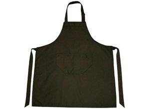 Bij ons kunt u professionele Keukenschorten in de kleur zwart kopen en direct online bestellen!