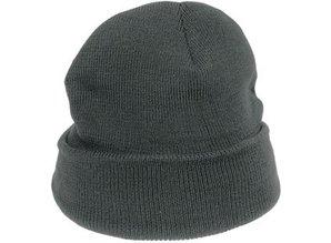Billige gule strikkede vinter hatte (voksen størrelse)