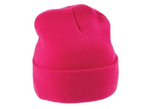 Cheap yellow knitted winter hats (adult size)