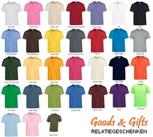 Fair Trade T-shirts with short sleeves and round neck (100% cotton)