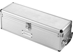 Aluminium 1-bin vin kasse (inkl. Diverse tilbehør)