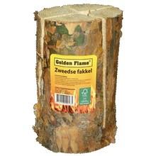 Zweedse Fakkels (1,5 tot 2 uur brandtijd, FSC® gecertificeerd)