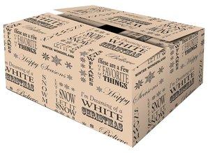 Goedkope Kerstdozen kopen? Goedkope Kerstdozen kopen voor het verpakken van Kerstpakketten?