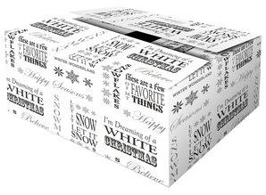 Køb billige Jul Boxes? Køb billige Jul Boxes til pakning julegaver?