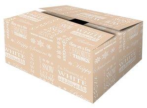 Luxury качество коледни кутии (сезон 2015)