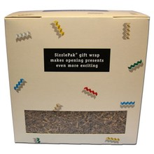 Sizzlepak® в естествен цвят (съдове) в клетка (капацитет два кг)