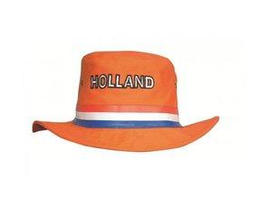 Goedkope oranje Holland Cowboyhoeden kopen?