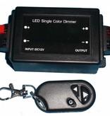 LED Atenuador - Con control remoto.