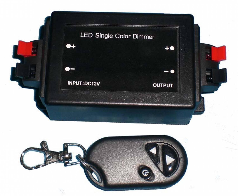 Gradateur led avec commande distance for Eclairage exterieur avec commande a distance