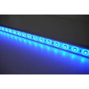 barre de led de 50 centim tres bleu. Black Bedroom Furniture Sets. Home Design Ideas