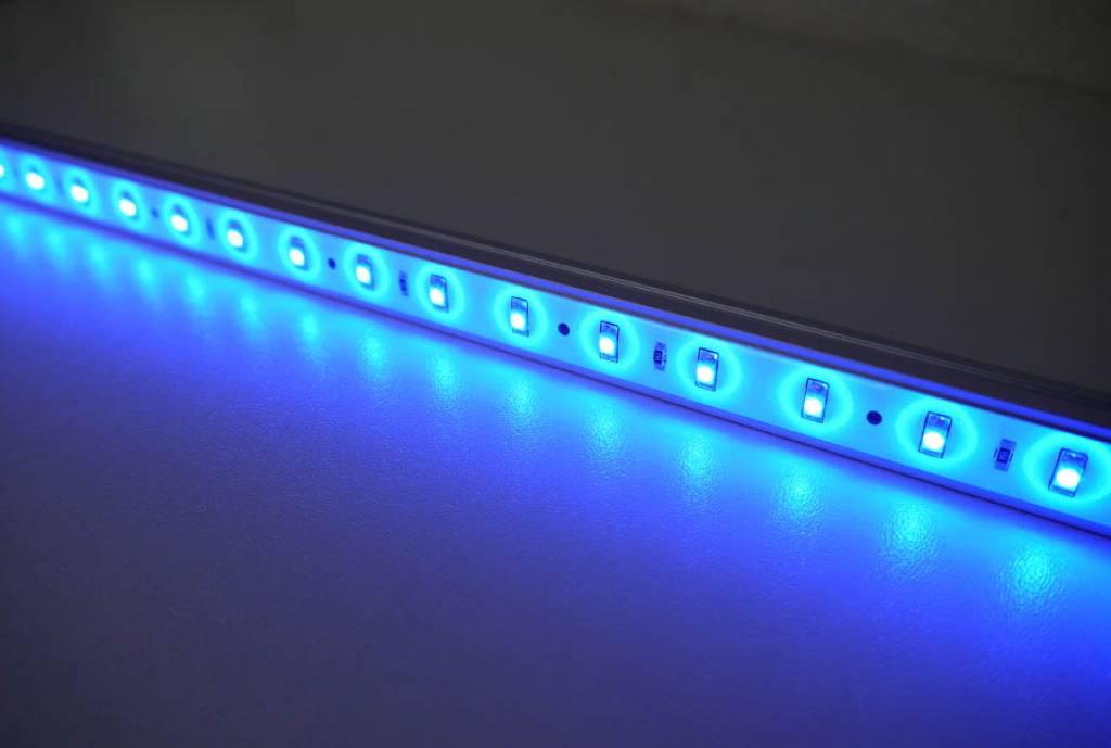 led balk 50 cm blauw. Black Bedroom Furniture Sets. Home Design Ideas