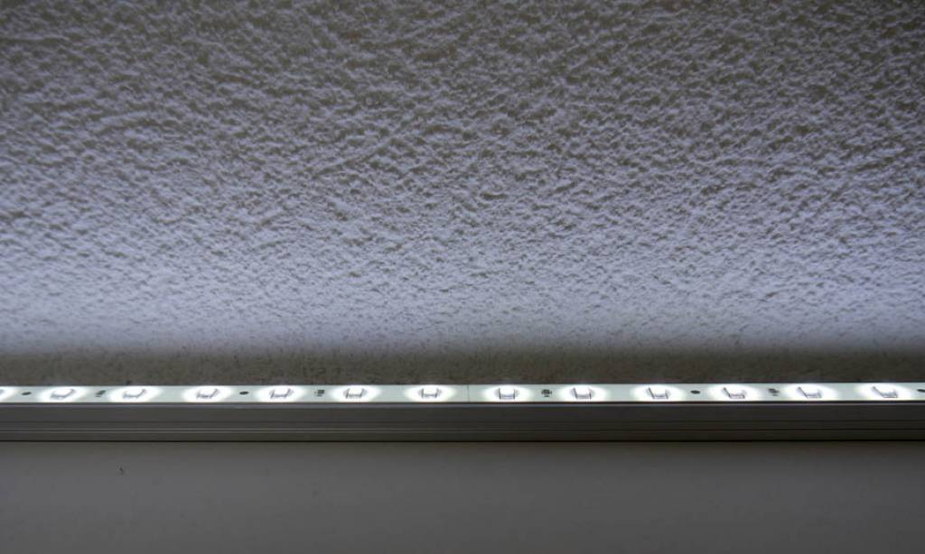 Barra LED impermeable de 100 cm - Blanco