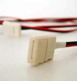 Cavo con connettori 15 cm per strisce LED